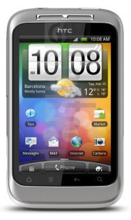 IMEI Check HTC Wildfire S on imei.info