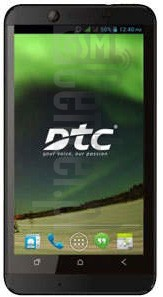 DTC GT17A JUPITER PLUS image on imei.info