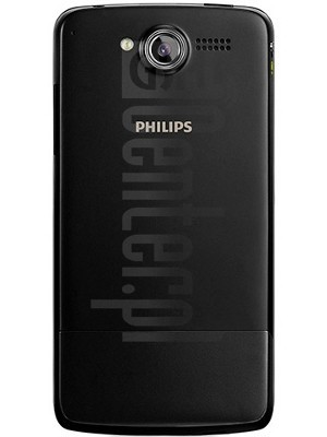 PHILIPS W7376 image on imei.info