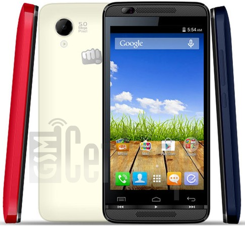 MICROMAX Bolt AD4500 image on imei.info