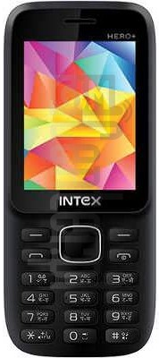 INTEX Hero+ image on imei.info