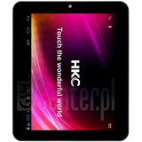 HKC P886A image on imei.info
