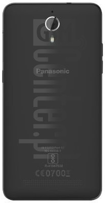 PANASONIC P77 image on imei.info