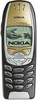 NOKIA 6310 image on imei.info
