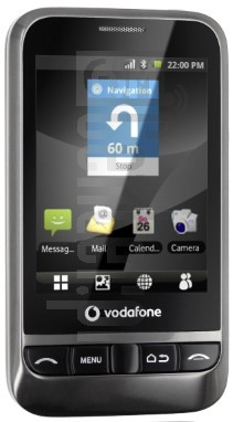 VODAFONE 845 image on imei.info