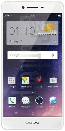 OPPO R7s image on imei.info