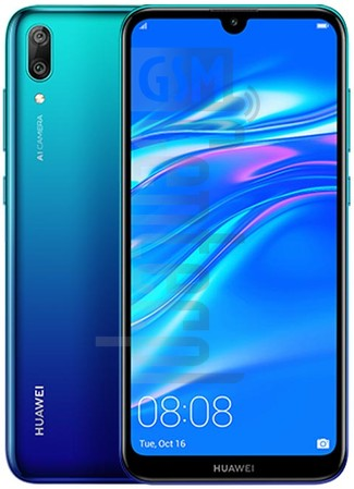 IMEI Check HUAWEI Y7 Pro 2019 on imei.info