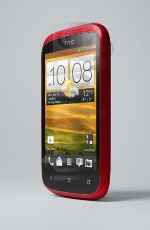 HTC Desire C image on imei.info