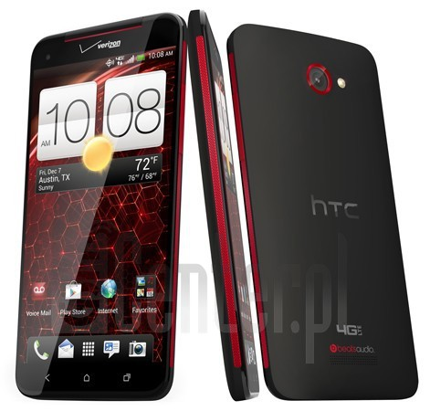 IMEI Check HTC Droid DNA on imei.info