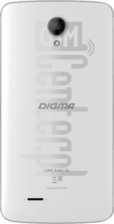 DIGMA Linx A400 3G LT4001PG image on imei.info