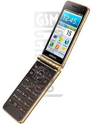 SAMSUNG W2015 Galaxy Golden 2 image on imei.info