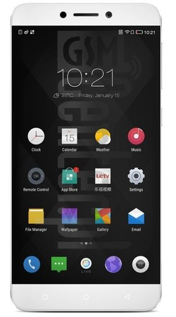 LeTV X507 Le 1s Specification - IMEI info