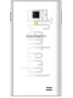 KARBONN A14 image on imei.info