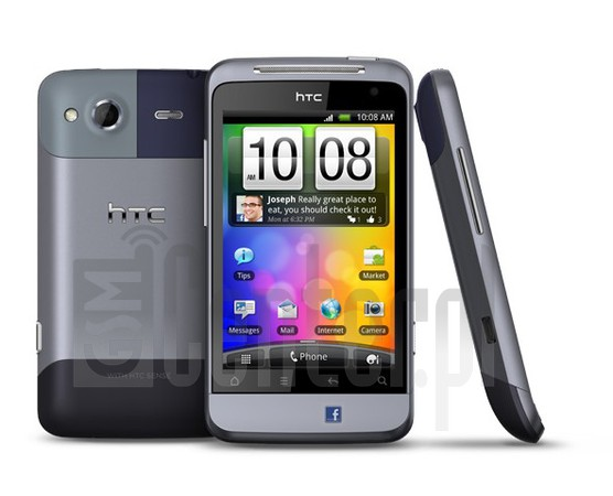 HTC Salsa image on imei.info