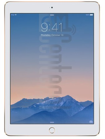 IMEI Check APPLE iPad Air 2 Wi-Fi + Cellular on imei.info