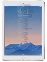 APPLE iPad Air 2 Wi-Fi + Cellular image on imei.info