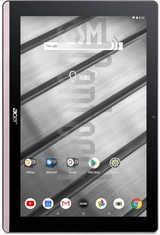 IMEI Check ACER Iconia One 10 B3-A50FHD on imei.info
