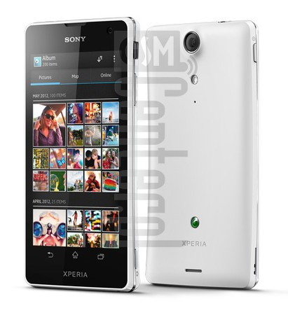 SONY Xperia TX LT29i  image on imei.info