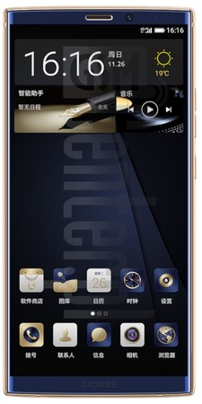 GIONEE M7 Plus image on imei.info