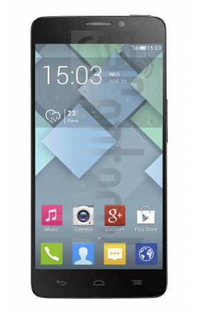 ALCATEL 6040D IDOL X Slate image on imei.info