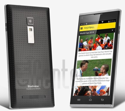 BLACKVIEW T570 Crown image on imei.info