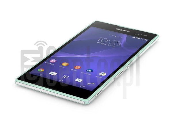 SONY Xperia C3 D2533 image on imei.info