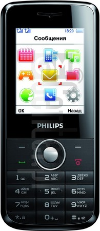 PHILIPS X116 Xenium image on imei.info