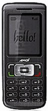 AMOI 6201 image on imei.info