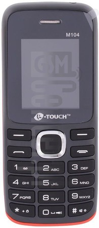 K-TOUCH M104 image on imei.info