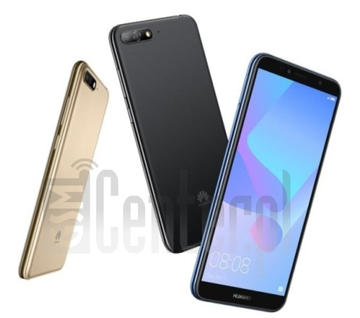 IMEI Check HUAWEI Y6 2018 on imei.info