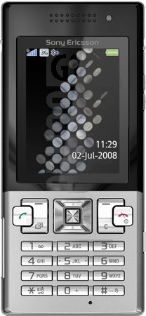 SONY ERICSSON T700 image on imei.info