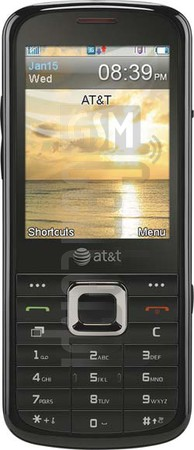 AT&T F160 image on imei.info