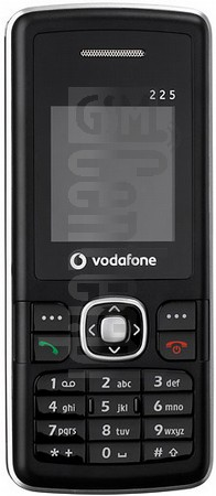 VODAFONE 225 image on imei.info