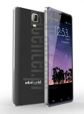 VKworld Discovery S1 image on imei.info