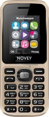 IMEI Check NOVEY 110 on imei.info