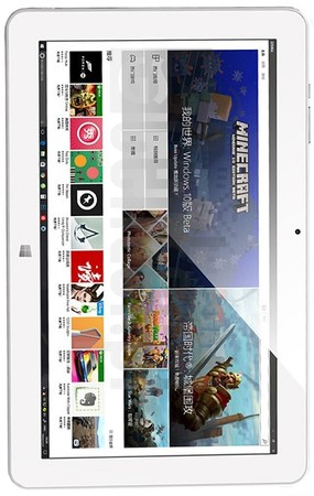 "CUBE Mix Plus 12.2"" image on imei.info"