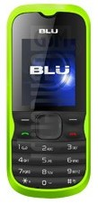 BLU Click T310 image on imei.info