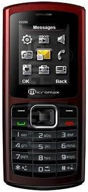 MICROMAX X229 image on imei.info