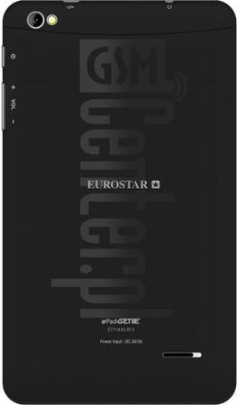 EUROSTAR ePad Genie ET7142G-B13 Specification - IMEI info