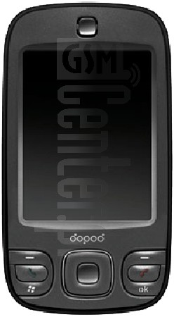 DOPOD D600 (HTC Gene) image on imei.info