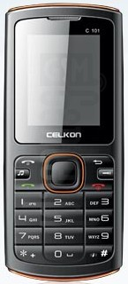 CELKON C101 image on imei.info