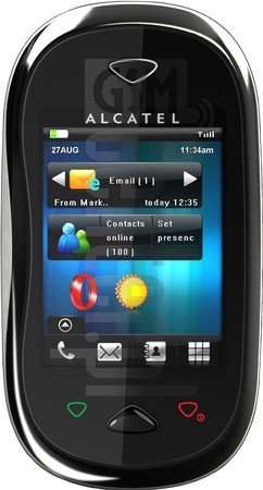 ALCATEL OT-880 image on imei.info