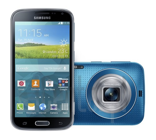 SAMSUNG Galaxy K zoom image on imei.info