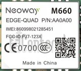 IMEI Check NEOWAY M660 on imei.info