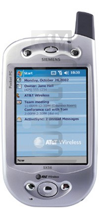 SIEMENS SX56 (HTC Wallaby) image on imei.info