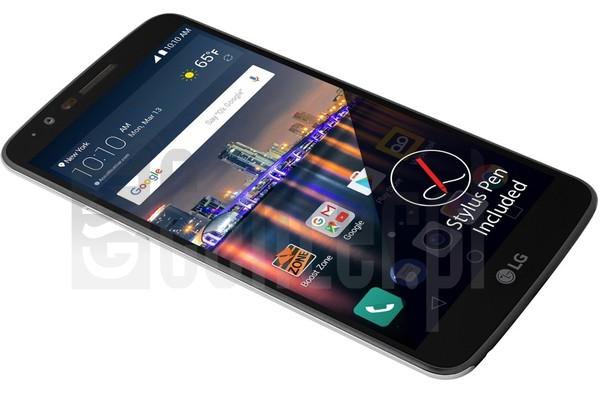 LG Stylo 3 LS777 Specification - IMEI info