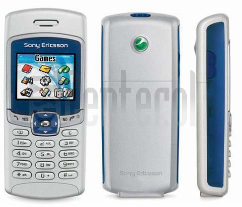 SONY ERICSSON T230 image on imei.info