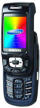 SAMSUNG D500 image on imei.info