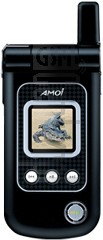 AMOI A868 image on imei.info