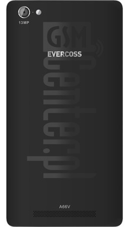 EVERCOSS A66V image on imei.info